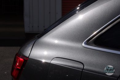 MAJOR PAINT CORRECTION